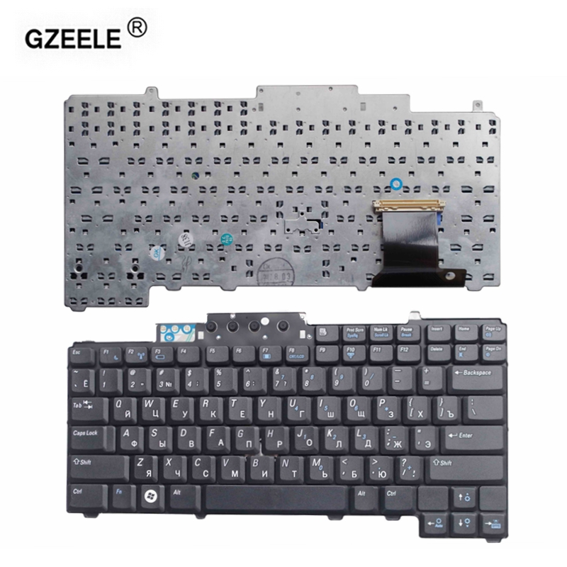 Computer & Office Us Keyboard Black For Dell Latitude D630 D620 D830 D820 Pp10s Pp18l M65 Laptop Computer Peripherals