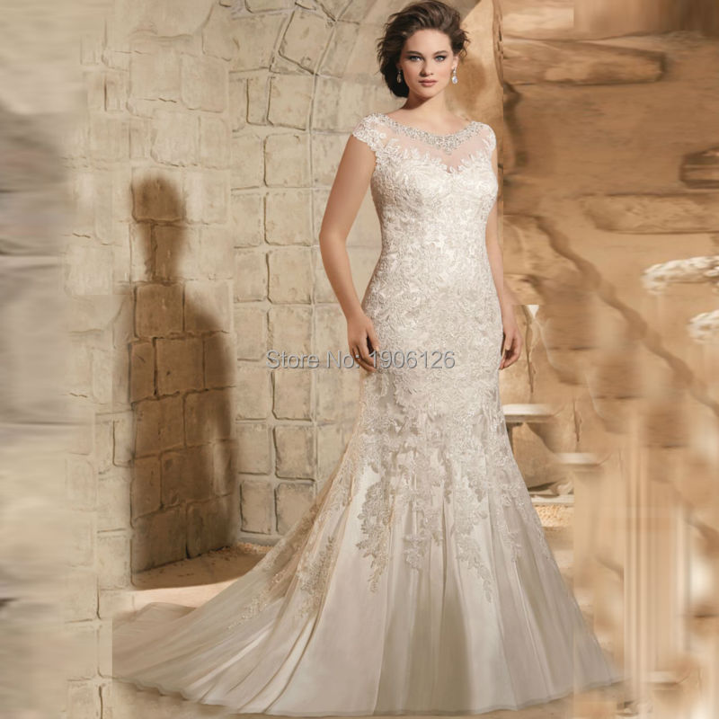 Amazing Bbw Wedding Gowns Vignette - Best Evening Gown Inspiration ...