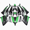 ABS Full Fairings For Yamaha TMAX 530 T-Max 12 13 14 2012 2013 2014 Injection Motorcycle Fairing Kit Matte Black Green Body Kits