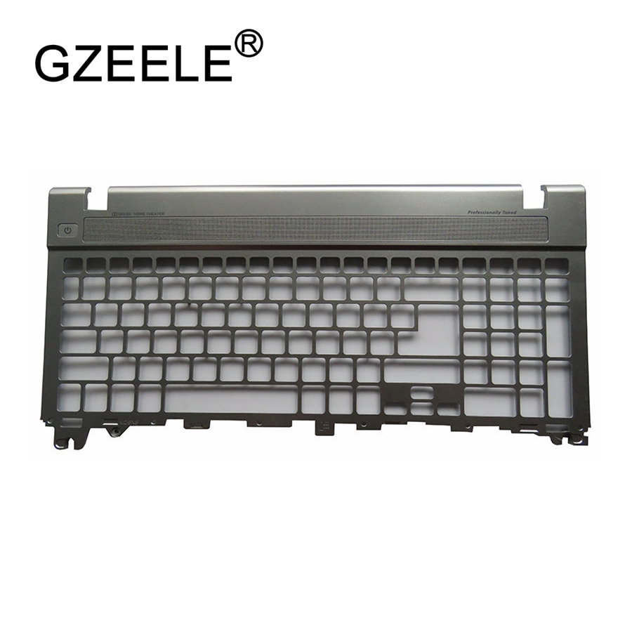 GZEELE New Palmrest Keyboard Bezel for Acer Aspire V3 V3-551G V3-571G V3-571 V3-531 V3-551 V3-531G Palmrest Upper Case Silver laptop d cover shell for acer v3 571 v3 571g v3 531 v3 551g bottom case ap0n7000400
