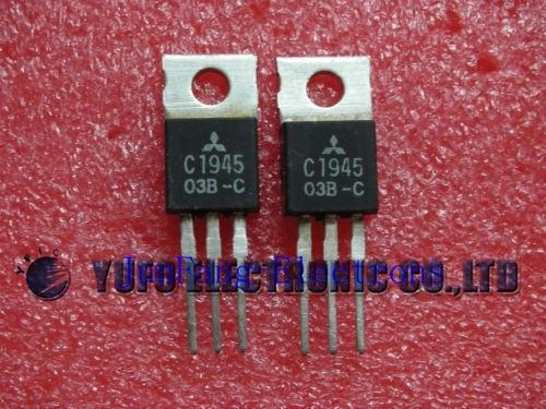 Frete Grátis Um Lote 2 pcs, NOVO 2SC1945/C1945 IC do ic Transistor (@ 24)