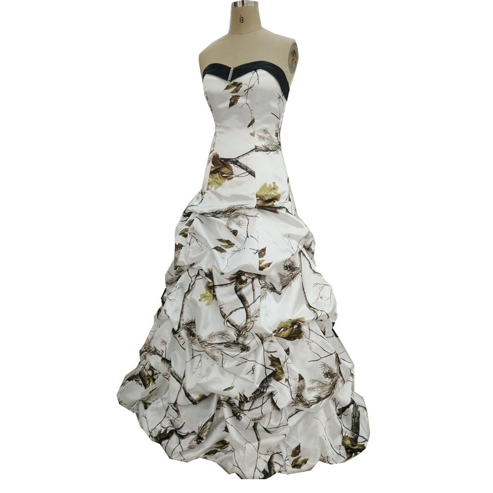 Buy Wedding Camo dresses for plus sizes pictures trends