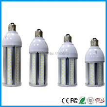 DC12v LED corn light bulb E27 E40 E26 E39 led street light 12w 16w 20w 24w SMD2835 led garden lamp 80w 100w 120w 150w led corn bulb e39 e40 white warm white color led corn light for street warehouse parking lot lamps