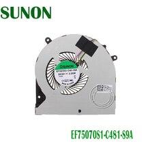 Ventilateur de refroidissement, nouveau modèle EF75070S1 C481 S9A