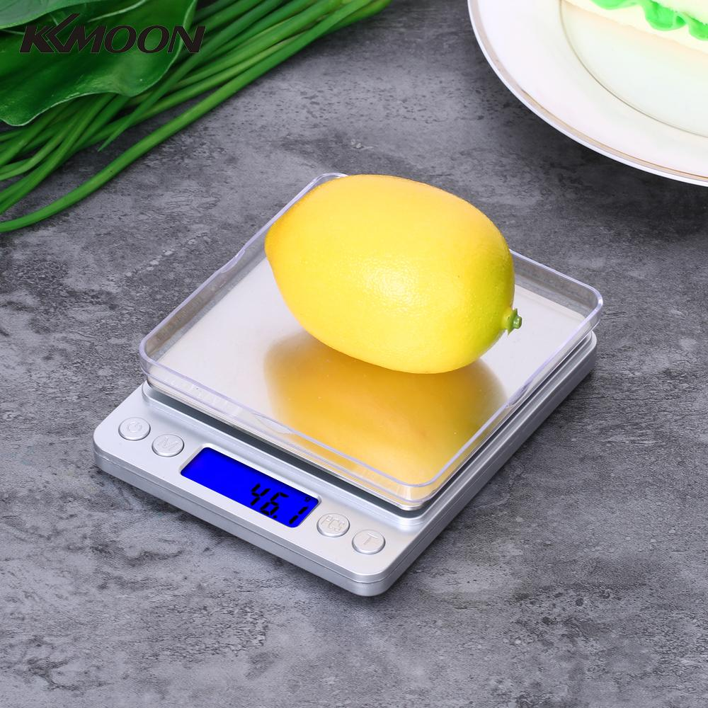 500g/0.01g 3000g/0.1g Mini Digital Jewelry Scale Electronic Balance Food Kitchen Scale Pocket weight scale Весы