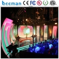 Leeman P1.25  china hot products led display p10 led display frame small pixel pitch outdoor led