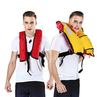 Automatic Inflatable Lifejacket Inflatable Airbag / Pullover Vest Water Sports Life Jacket