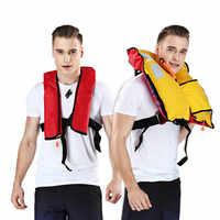 Gilet de sauvetage gonflable automatique Airbag gonflable/gilet de sport aquatique gilet de sauvetage