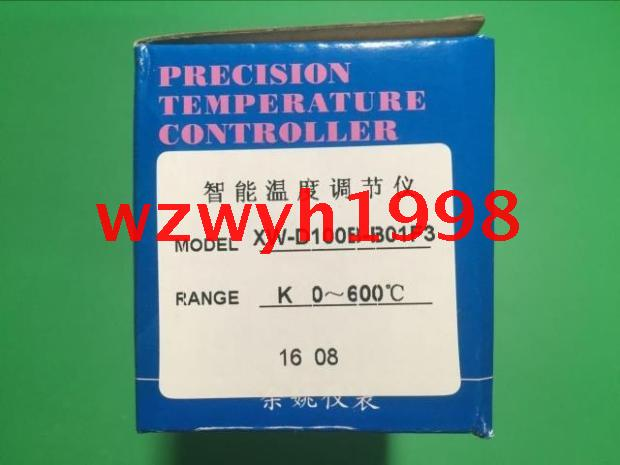 Genuine HOPE Kexin XW-D100 Temperature Controller XW-D100B-B01F3 Yuyao Instrument XWD100 stage 4 trihead xw