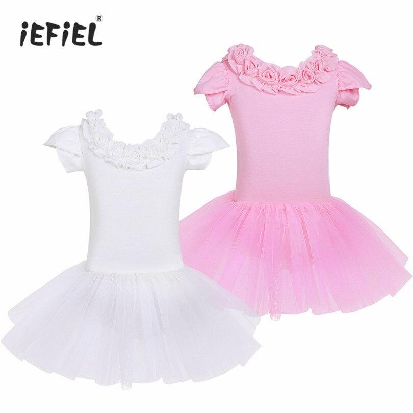 Балерина платье из цветов