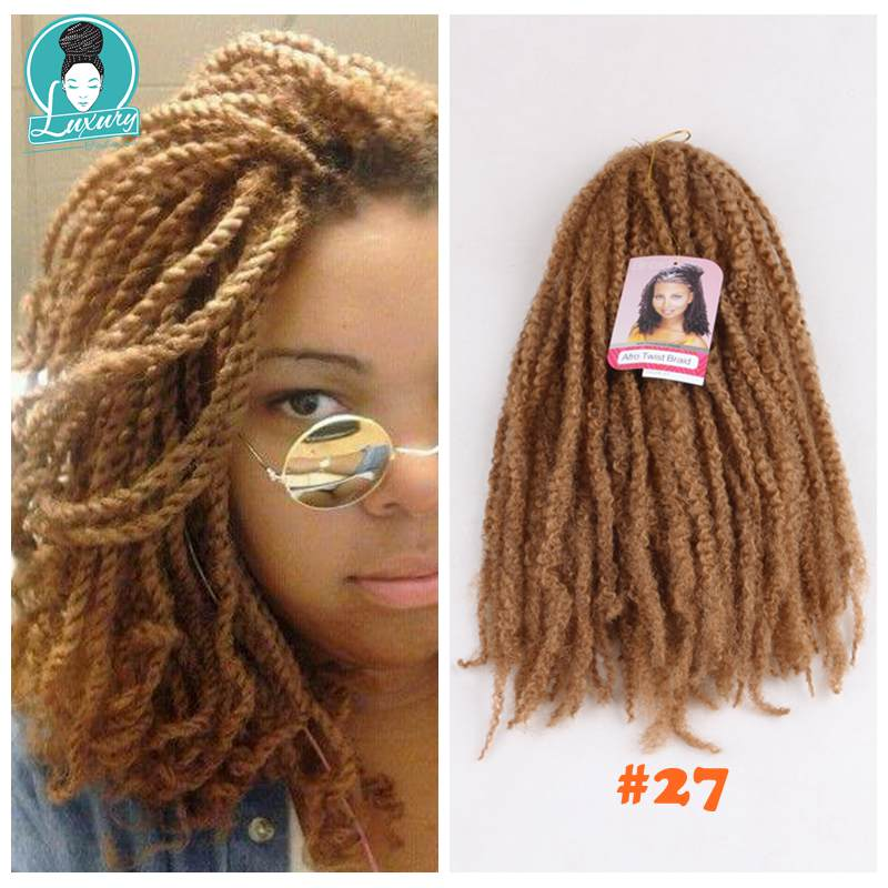 afro kinky curly marley braids26