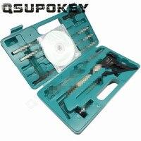 QSUPOKEY Genuine car lock opener repair tools full set Free Shipping