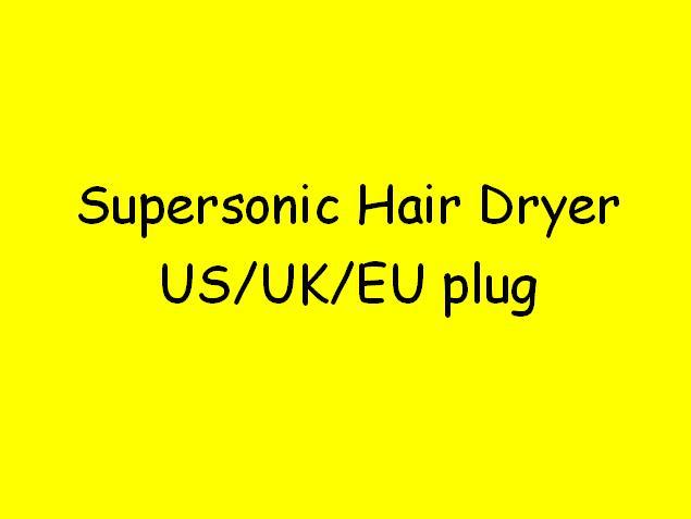 1pcs Supersonic Hair Dryer Professional Salon Tools no mask