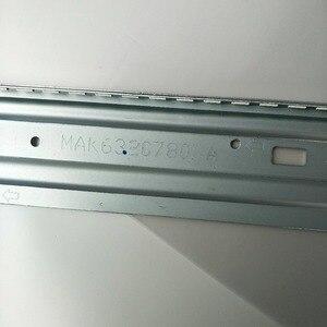 Image 5 - New 5set=10 PCS 36LED LED Backlight strip for LG 43LF5400 43LF5900 43UF9000 43LF5410 43UF9000 MAK63207801 A G1GAN01 0794A 0793A