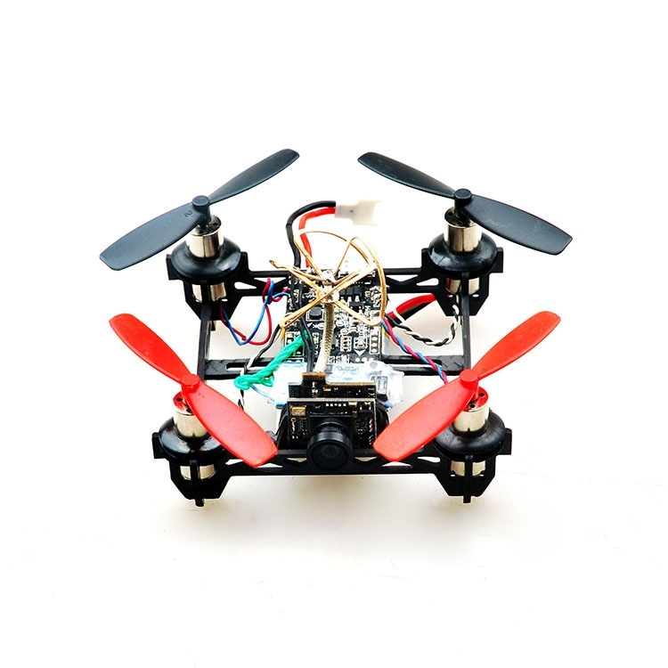 Фотография New Fashion Floureon QX80 80mm 5.8G 32CH 500TVL Brushed Quadcopter Frame Kit with F3 EVO - PNF Christmas Gift