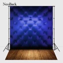 Neoback 5x7ft виниловая ткань Кожаный Пуфик фото фонов цифровой печатной студии фото фон fondo kinder hintergrund P0965