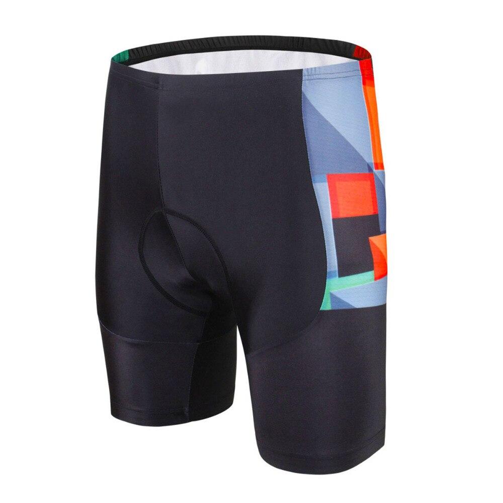 Cycling Shorts Men's Underpants Mountain Bike Shorts Bicycle Padded UnderwearI*