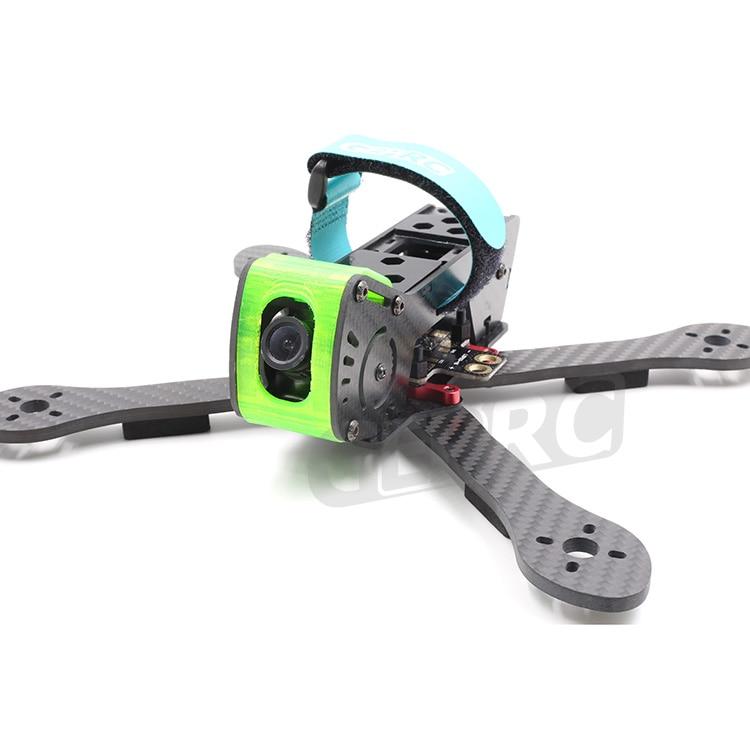 5 FPV Racing GEPRC GEP-IX5 200 mm Carbon Fiber Quadcopter Racer Quad Drone Frame QAV-X QAV210 Martian THOR210 Loki X5 iX5 fpv racing frame drone frog 218 carbon fiber quadcopter frame kit 4mm arm for qav xs qav210 thor x5 crusader rc drone uav diy