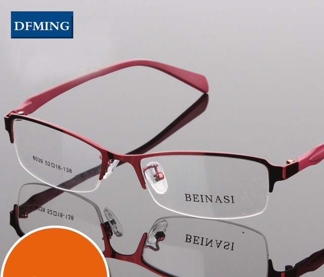 b6717e86e01ab DFMING Mulheres óculos frame ótico óculos de armação oculos de grau  feminino óculos de armação mulheres