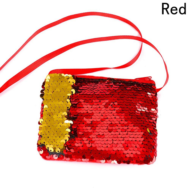 Kids Gift Money Holder Kids Bag Girls Change Wallet Sequins Coin Purse Children`s Wallet Coin Pouch New Small