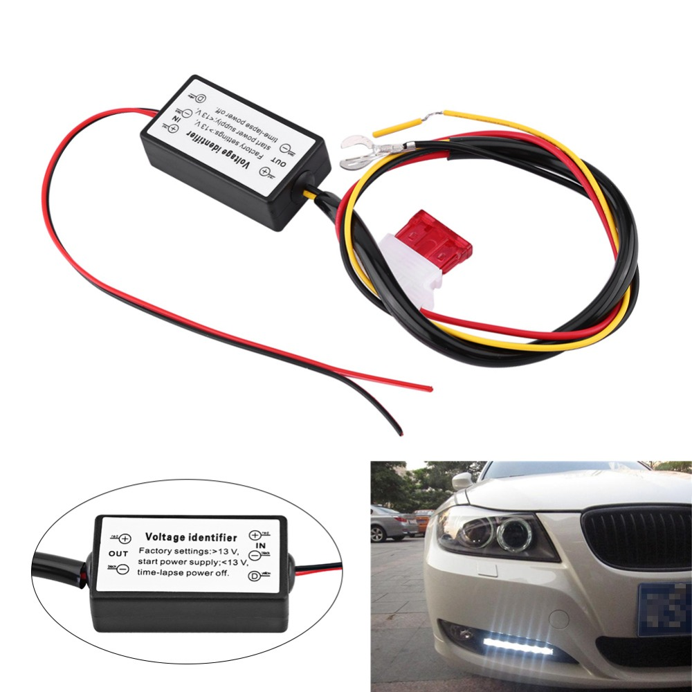 Oslamp Wire Relay Harness Kit With Switch Wiring Loom Aliexpresscom Buy 43 Inch 288w Cree Led Work Light Bar Auto Tagfahrlicht Tageslicht Relais Controller Daytime Running Lights Control Unit Dimmer On Off