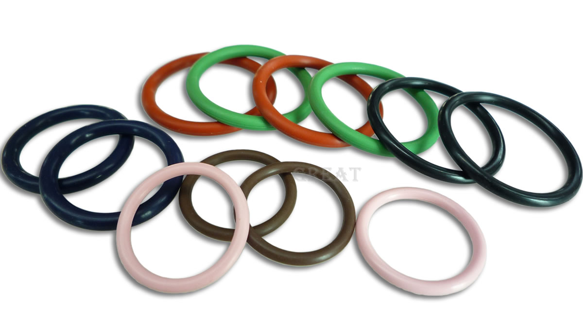 29.6X2.4 Oring 29.6mm ID X 2.4mm CS CR Chloroprene FKM VITON Fluorocarbon NBR Nitrile O ring O-ring Sealing Rubber
