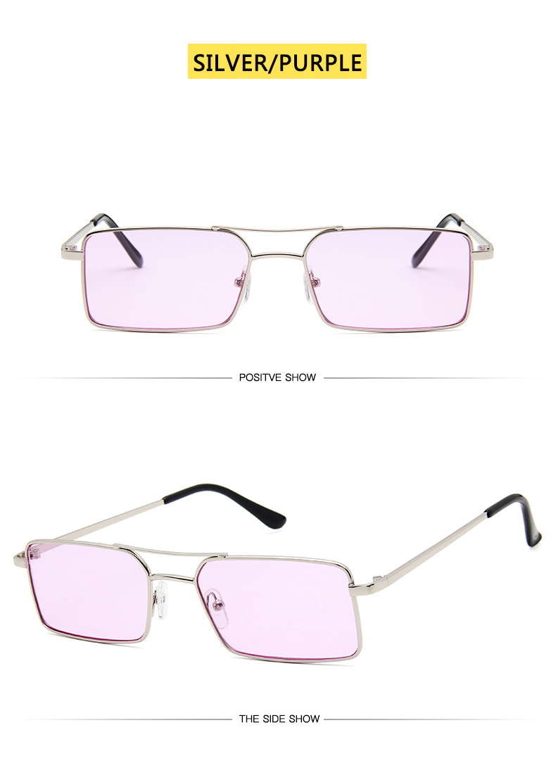 Lady Luxury Steampunk Metal Sunglasses Vintage Mirror Oculos UV400 CLOVER JEWELLERY