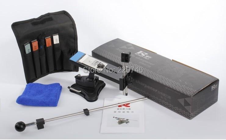 Hot sale 2 generation Edge Pro Est Knife Sharpener system professional retro Universal good use stones