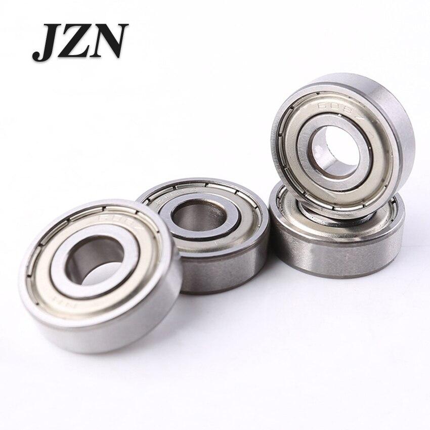 SMR137ZZ ABEC-1 (10PCS) 7X13X4 Mm Stainless Steel Miniature SMR137 ZZ Ball Bearings SMR137-ZZ