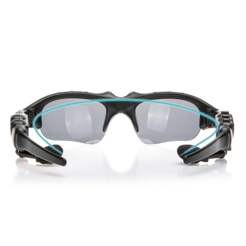 WEST BIKING Cycling Glasses Bluetooth Polarized Bike Eyewear Sport Oculos Ciclismo Phone Cool Bluetooth Stereo Bike Sunglasses in Cycling Eyewear from Sports Entertainment