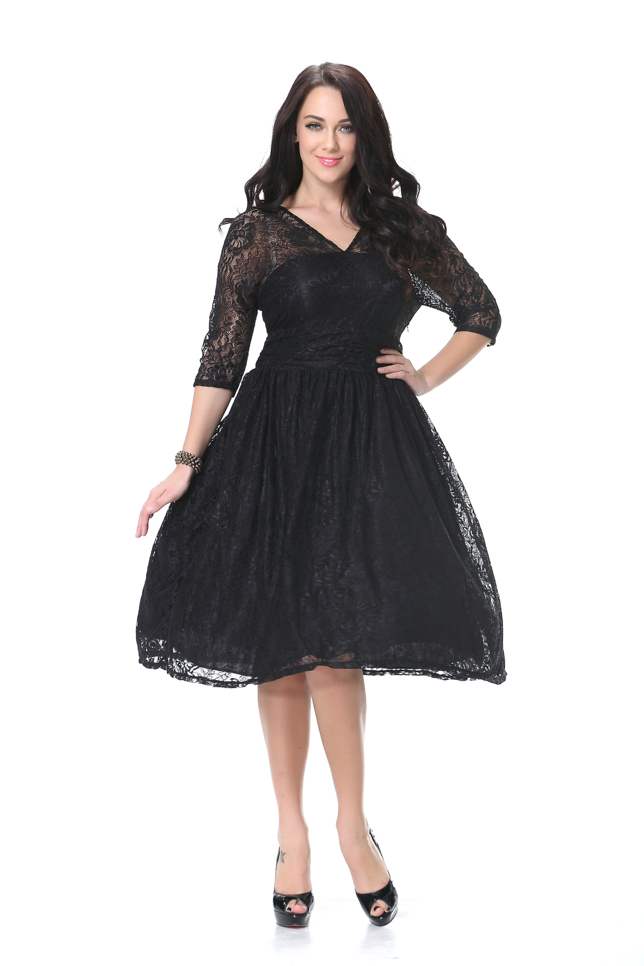 new spring/summer maternity dresses plus size women\'s evening party ...