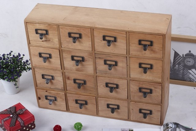 Solid Wood Lockers ZAKKA Retro Wooden Storage Cabinets Home Ichiban Antique  Collections Cabinet Finishing Cabinet Groceries