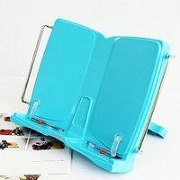 30*25cm Spread Book Stand Plus Size Reading Frame;Spread Side Wings;Hold up to Maximum 60mm Thick books;13 Steps of Angle;BST 20