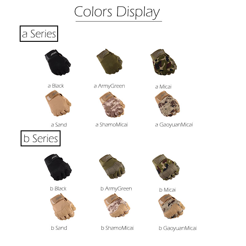 2019 2018 Brand Half Finger Army Military Tactical Gloves Men Women Outdoor  Sports Gym Training Soft Fingerless Gloves AGB568 From Blacktiger, $15 87