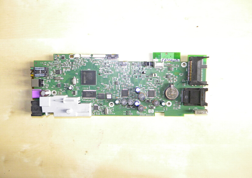 FOR hp printer CC564-80023 Logic Main Board PCB USB with 1150-7926 C7200 series printer
