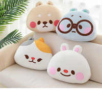 Super cute Tonton divano decor Cuscino peluche corea amici Tobi bunny bella gatto winnie orso yuta shiba peluche cuscino