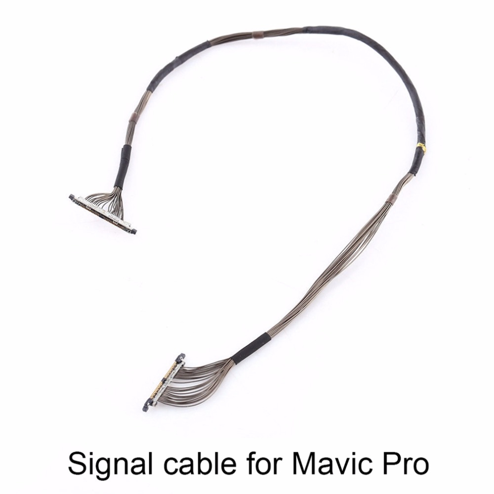 Camera Signal Cable for DJI Mavic Pro Drone Camera Repairing Parts PTZ transmission Video Cable for for Gimbal Accessories