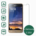 For Samsung Galaxy J3 2016 Tempered Glass Screen protector 2.5D 9H Safety Protective Film on J320 J320F J320H J3109 6 Duos
