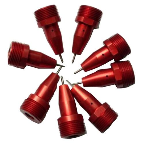 Industrial Cnc Pneumatic Dot Peen Marking Machine Parts