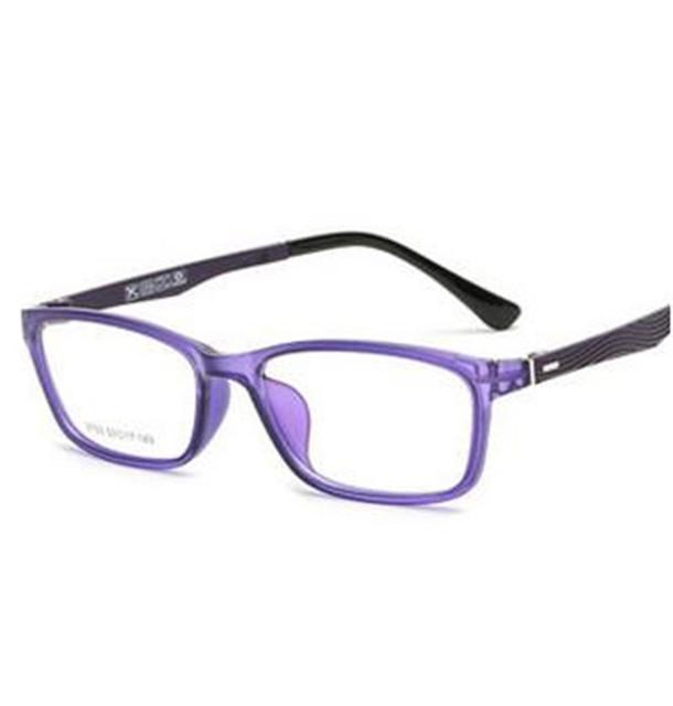 Suíça Lmported Material quadro TR90 óculos vidros ópticos