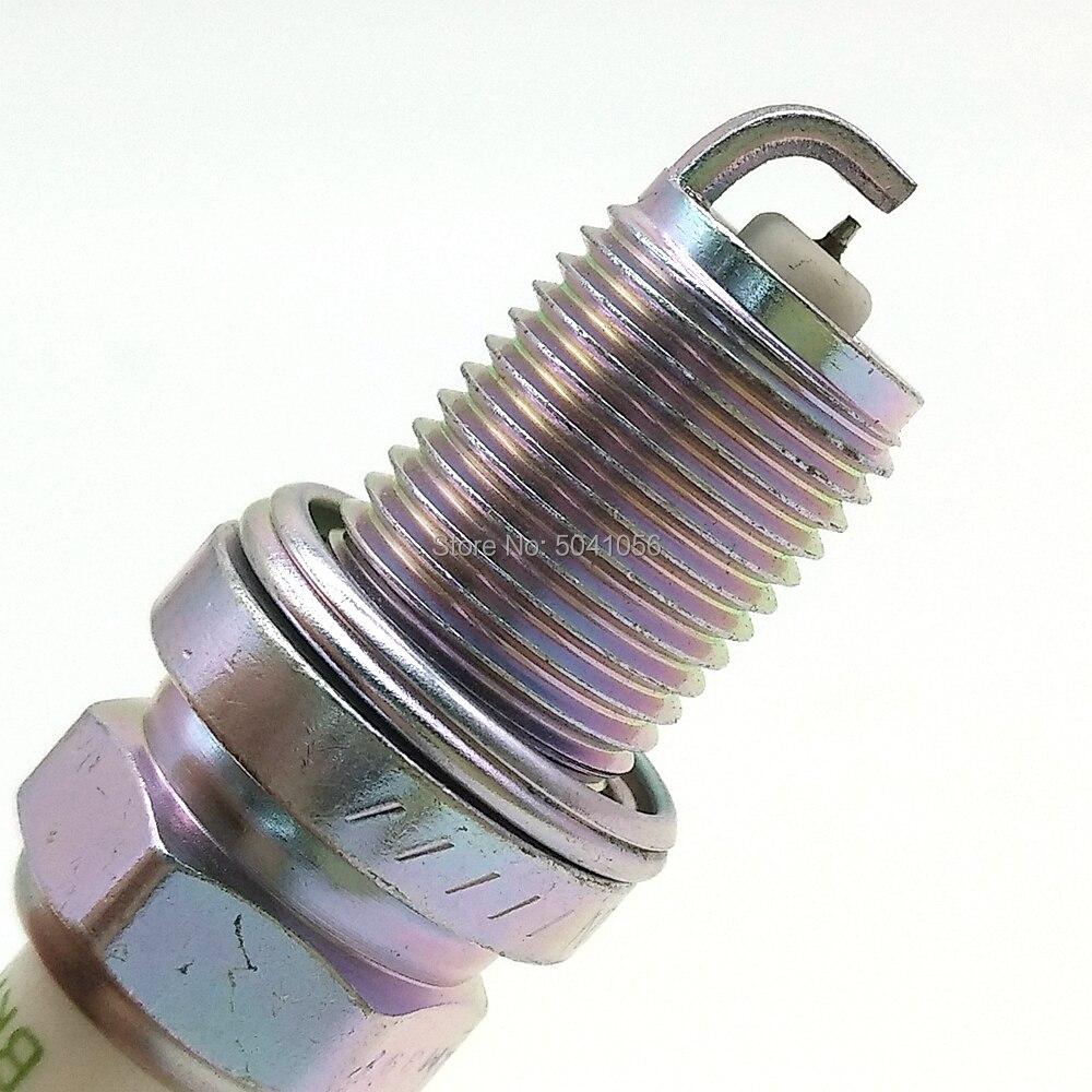 4 x Spark Plugs NGK Standard Resistor for Dodge Ford Geo Honda Hyundai Infiniti