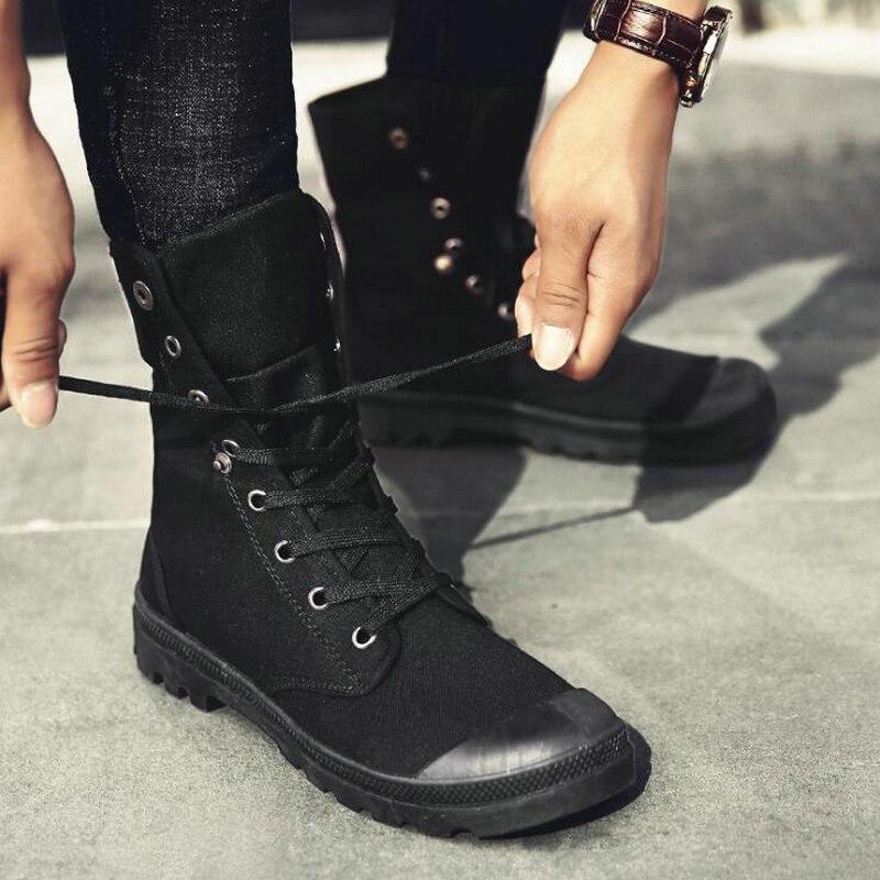 84 Nouveau slip Hommes all Chaussures Militaire Beige Bottes Appartements Black Toile Noir Extérieure Lf Casual Sneakers Haute Mode Les Tenis Tous Non Garçons Top gris ZrBqxIwZR4
