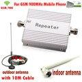 Venta caliente 900 MHZ GSM Repetidor de La Señal Del Amplificador, teléfono móvil GSM 900 MHZ Aumentador de Presión Del Amplificador, GSM Repetidor de Señal Booster Amplificador