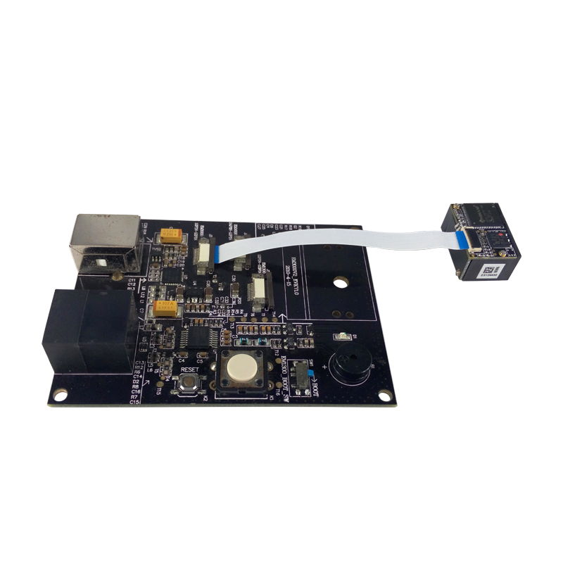 Barcode Evaluation Kit Free Shipping RS232 USE FOR testLV1000,3096,3000,3296,2028