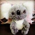 1 Unid Diferente Tamaño de Los Niños Súper Lindo de la Historieta Animal de Peluche de Felpa Muñeca suave Juguetes Encantadores de Koala Mascota Oso Regalos Para Las Niñas
