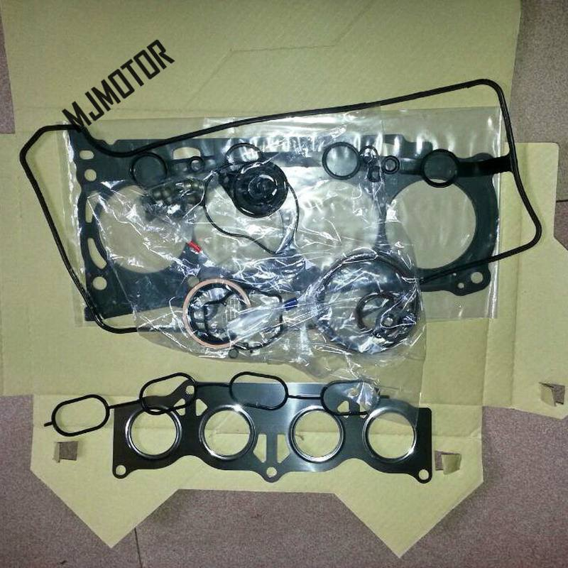 1kit Complete Gasket Set For Chinese SAIC ROEWE 550 MG6 MG GT 1.8T Automobile Autocar Engine Repair Part