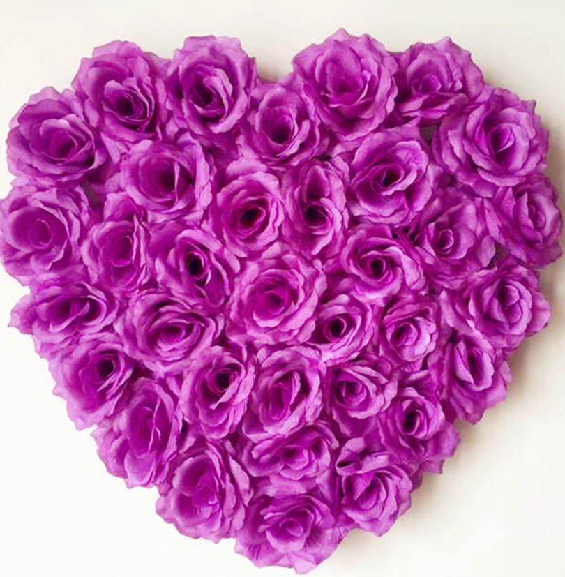 compare prices on heart shaped flowers online shopping/buy low, Beautiful flower