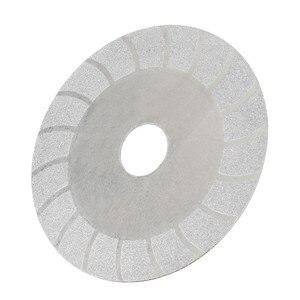 Image 2 - โปรโมชั่นที่ดีที่สุด1PC 4นิ้ว100มม.ใบเลื่อยวงเดือนเพชรเซรามิคหินแกรนิตแผ่นล้อTippedตัดเครื่องมือร้อนขาย