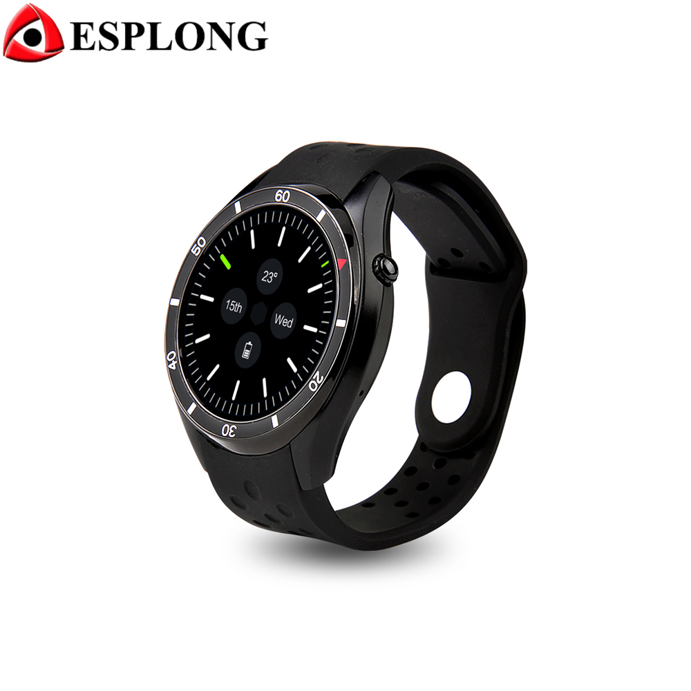 I3 Smart Watch Android 5.1 MTK6580 Quad Core 512MB RAM 4GB ROM Smartwatch Bluetooth 4.0 3G Heart Rate Monitor GPS Watch PK DZ09 цена