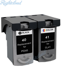 Фотография Hot PG40 CL41 Compatible Ink Cartridge for Canon PG 40 CL 41 For Canon PIXMA iP1600 iP1200 iP1900 MX300 MX310 MP160 MP140 MP150